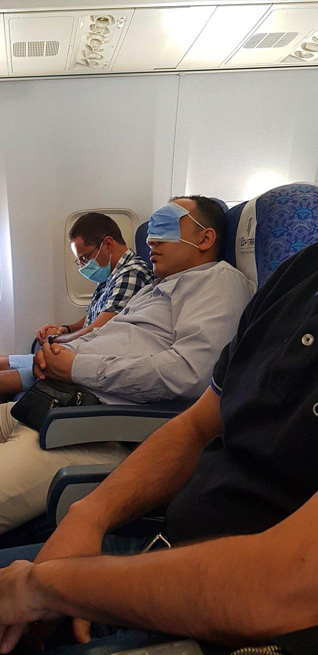 10. Aynen, maskelerin amacı uyku gözlüğü olarak kullanılmak zaten...