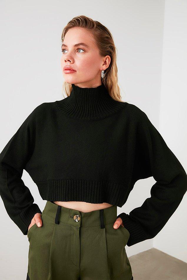 11. Kış geldi diye crop top giymeyeceğiz sananlar çok yanılıyor bence.