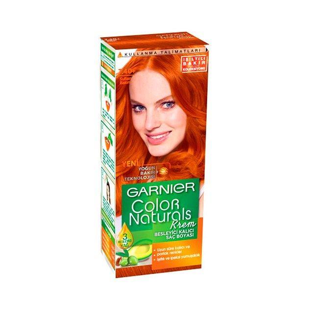 4. Garnier saç boyalarının fiyatı şu anda sadece 11 TL!