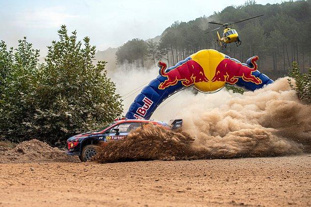 Dünya Ralli Şampiyonası (WRC) Marmaris