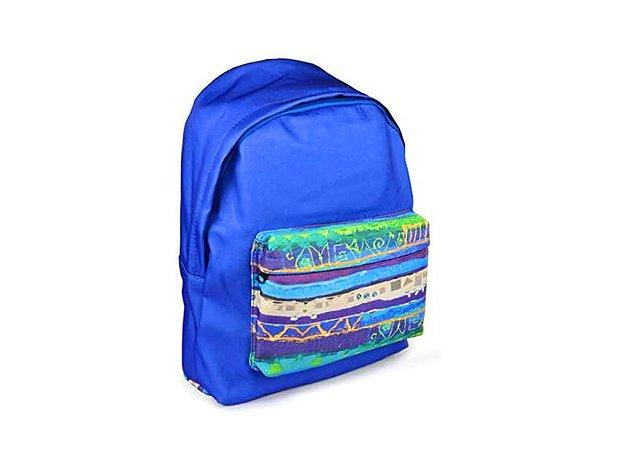6. Okula, geziye, spora ya da tatile giderken harika bir kurtarıcı olan sırt çantası, hafifliği ve kullanışlı, geniş iç tasarımıyla büyük bir rahatlık sunuyor.