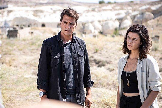 3. Netflix, Atiye'nin 2. sezonunu 10 Eylül Perşembe günü yayınlayacağını duyurdu.