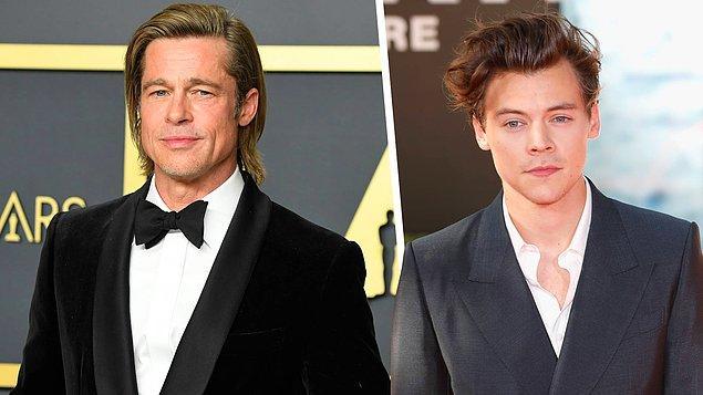 10. Brad Pitt ve Harry Styles 'Faster, Cheaper, Better' adlı yeni bir filmde başrolde olacaklar.