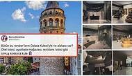 Galata Kulesi'nin Skandal Restorasyon Görüntülerine Müzenin Render'ları Eklendi, 'Modernizm' Adı Altında Koskoca Tarih Yok mu Ediliyor?