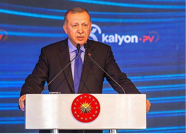 """Erdoğan """"müjdesini"""" yarın 15:00'da açıklayacak"""