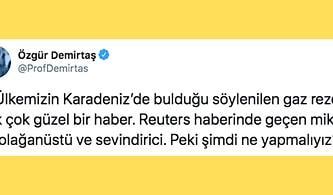 Ekonomist Özgür Demirtaş'tan Gaz Rezervinin Bulması Halinde Türkiye'nin Nasıl Bir Yol İzlemesi Gerektiğine Dair Önemli Yorumlar