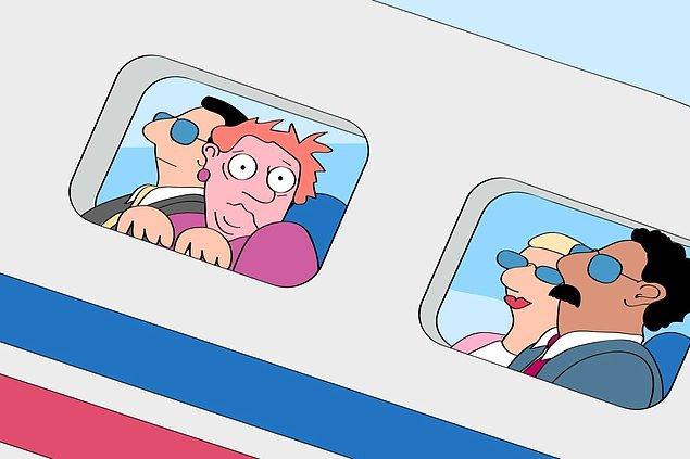 3. Aviofobi - Uçuş yapmaktan korkma hastalığı