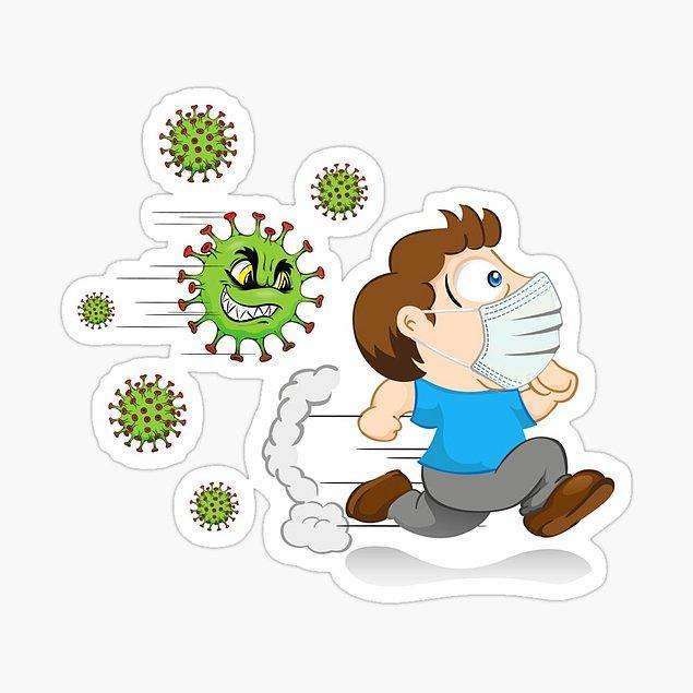 8. Mikrofobi - Küçük şeylerden (özellikle mikrop, virüs) korkma hastalığı
