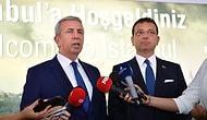 CHP'li Başkanlar İmamoğlu ve Yavaş'tan 'Doğalgaz Keşfi' Mesajları