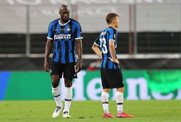Kalan dakikalarda Inter'in çabaları sonuçsuz kaldı ve sahadan 3-2 galip ayrılan Sevilla şampiyon oldu.