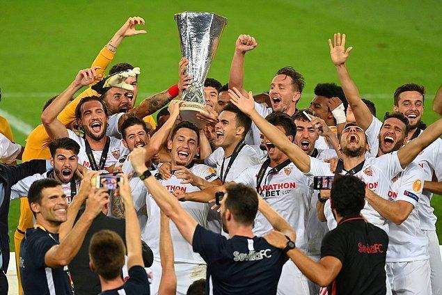 İspanyol kulübü, 2006, 2007, 2014, 2015 ve 2016'dan sonra bir kez daha şampiyonluk sevinci yaşadı.