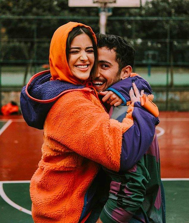 Ala Tokel ile Ahmet Aksöz sosyal medyanın en çok beğenilen çiftlerinden biri.