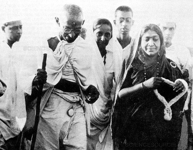 Ulus'un Babası Gandhi