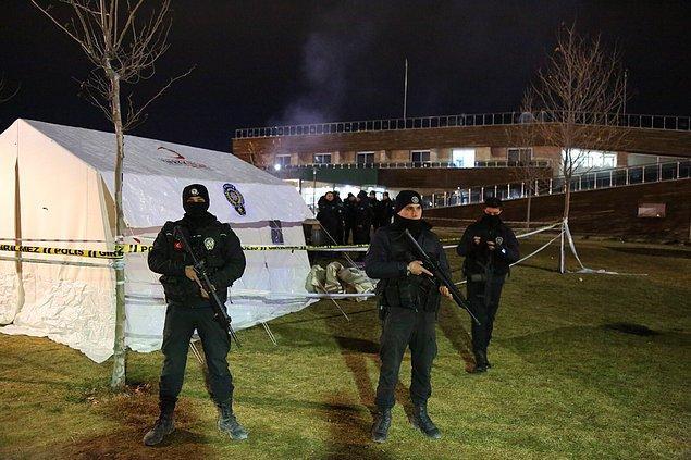"""""""Elazığ depreminde 2 ay boyunca aralıksız görev yaptılar"""""""