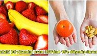 Sağlıklı Sanarak Yediğimiz Yiyeceklerin Neredeyse Hiç Faydası Yokmuş: Sebze ve Meyvelerin Yıllar İçinde Dramatik Şekilde Değişen Vitamin Oranları