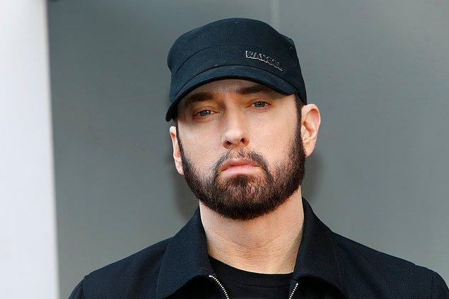 1. Eminem