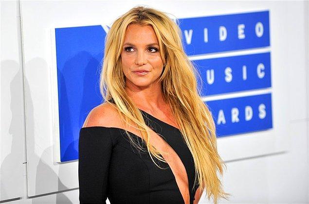 3. Britney Spears