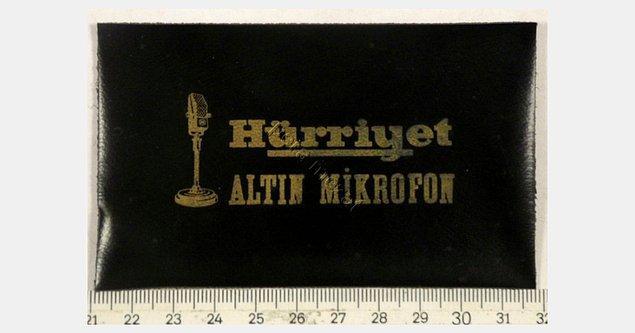 Anadolu Pop akımının yerleşmesi ve kalıcı olmasında da katkısı büyük olan Altın Mikrofon yarışması 1965-1968 yılları arasında yapıldı.