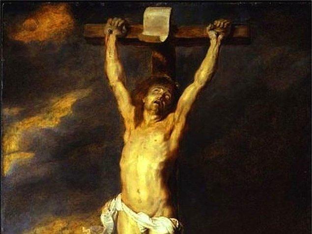 14. Kenyalı bir avukat bir keresinde İsa'yı çarmıha gerdikleri için İsrail'e dava açmıştı.