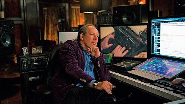15. Sinemada birçok baş yapıtın müziklerini besteleyen Hans Zimmer'ın müzik eğitimi çocukken aldığı piyano dersleriyle sınırlıdır.