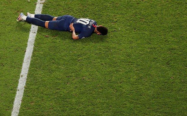 Kalan dakikalarda PSG gol için bastırsa da Neuer'i geçemedi.