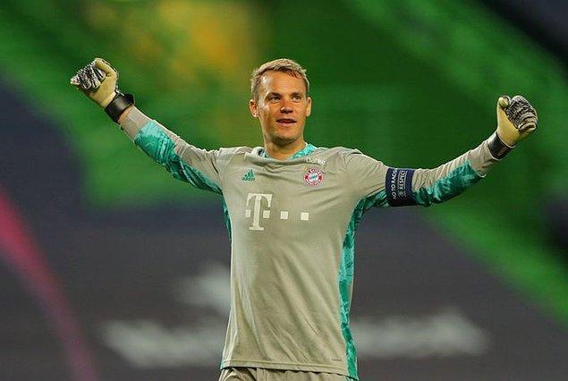 Maçta başka gol olmayınca Bayern Münih, 6. kez Şampiyonlar Ligi şampiyonu oldu.