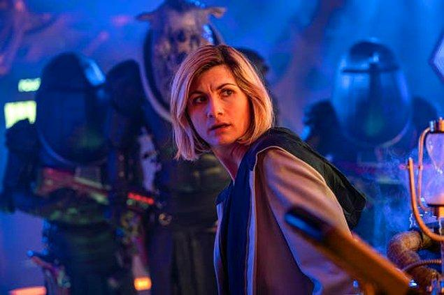 12. 'Doctor Who'