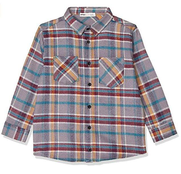 8. Babalar, lütfen çocuklarınızın gömleklerini kıskanmayın...