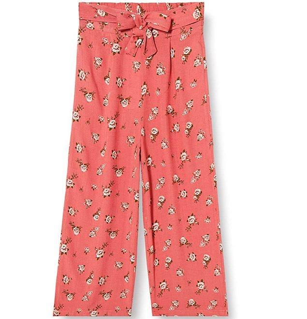 16. Şu pantolonun şıklığına ne diyorsunuz peki?