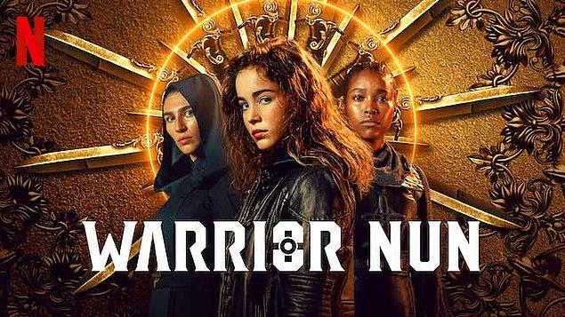 5. 'Warrior Nun'
