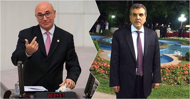 CHP İstanbul milletvekili Mahmut Tanal ile Şanlıurfa Büyükşehir Belediye Başkanı Zeynel Abidin Beyazgül arasındaki sular durulmuyor.