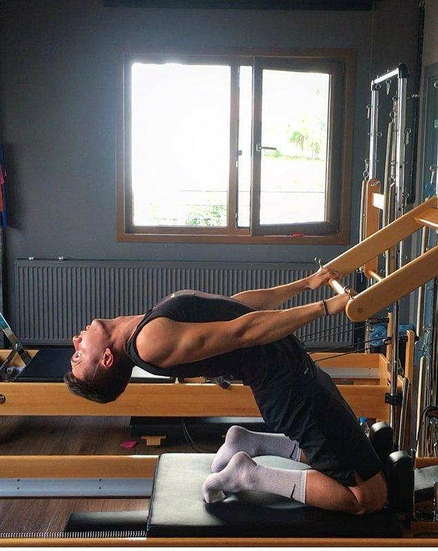 1. Reformer pilates insan bedeninde bulunan ve çalıştırılması çok güç olan derindeki kas gruplarını hedef alan bir egzersiz metodudur.