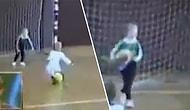 Manuel Neuer'in 6 Yaşındayken Gol Yediğinde Öz Güven Kazanması İçin Yanında Oyuncak Ayı Götürdüğü Çocukluk Görüntüleri