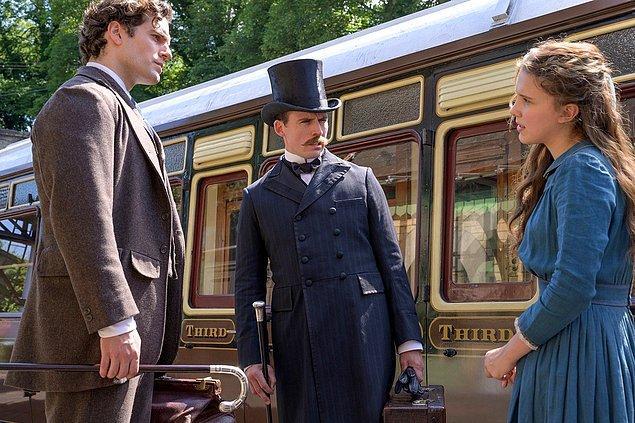 Sherlock Holmes'ü film, dizi ve bir çok yapımda izledik. Şimdi sıra ise kardeşinde...