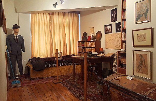 2. Orhan Kemal Müzesi, Cihangir/İstanbul