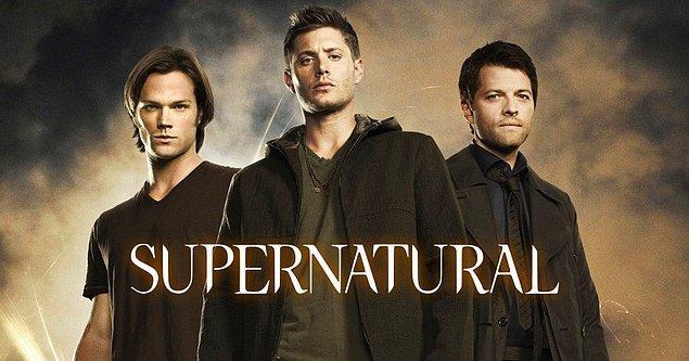 9. Supernatural