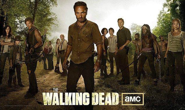 7. The Walking Dead