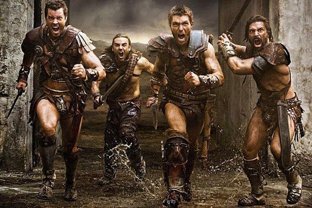 5. Spartacus