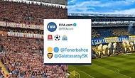 Rekor Sayıda Oy Verildi! FIFA'nın Düzenlediği 'Kimin Taraftarı Daha Tutkulu?' Anketinde Fenerbahçe ve Galatasaray Taraftarları Kapıştı