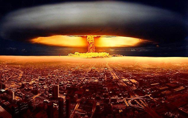 Görüntüler ülkenin nükleer departmanı ROSATOM tarafından yayınlandı.