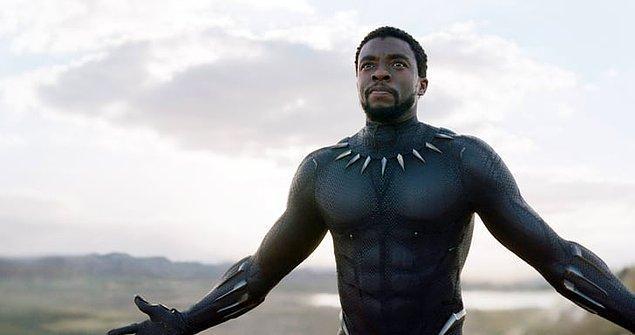 """Boseman'ın Black Panther'i 2019 yılının Oscar Ödül Töreni'nde büyük başarı yakalamış ve """"En İyi Özgün Müzik"""", """"En İyi Kostüm Tasarımı"""" ve """"En İyi Yapım Tasarımı"""" dallarında ödül almıştı."""