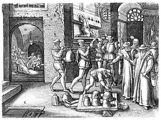 2. Ezerek infaz etme, pek çok yerde yaygın olarak görülen yöntemler arasında...