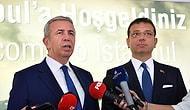 İmamoğlu ve Yavaş 'Korona Rakamları Gerçeği Yansıtmıyor' Dedi: 'Şu Anda İstanbul Eşittir Türkiye'