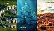 Bitmek Bilmeyen Bir Dünyada Yaşadığımızın Kanıtı: Gizemi Hala Açıklanamayan 10 Arkeolojik Keşif