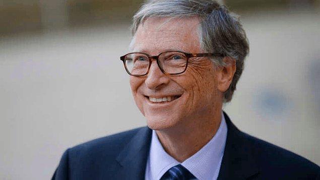 15. Bill Gates - 114 Milyar $