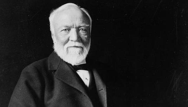 5. Andrew Carnegie - 310-372 Milyar $