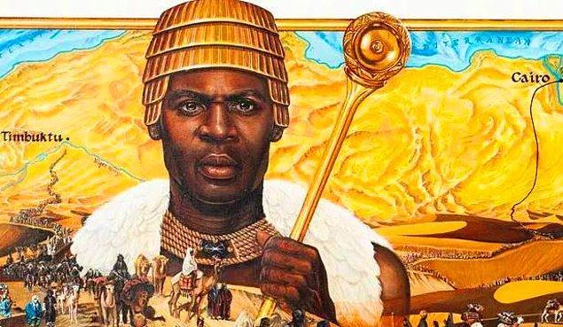 3. Mansa Musa - 400-415 Milyar $
