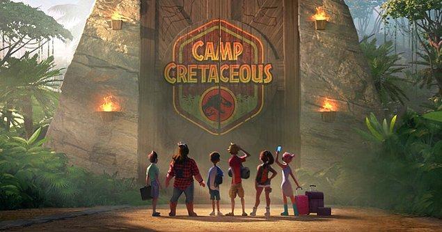 6. Jurassic World Kretase Kampı / Yeni Dizi / 18 Eylül