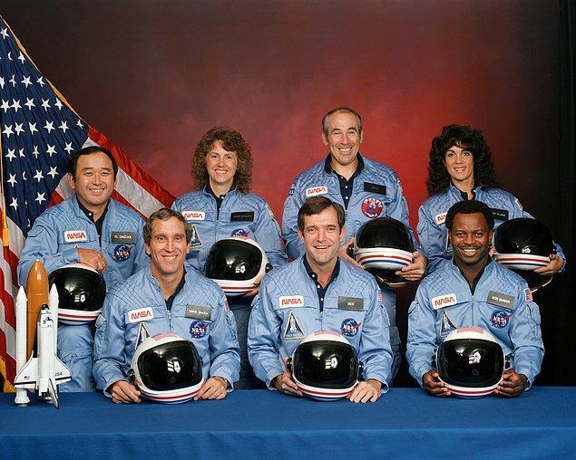 12. Challenger: Son Uçuş / 16 Eylül