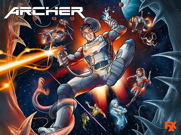 15. Archer / 10. Sezon / 1 Eylül